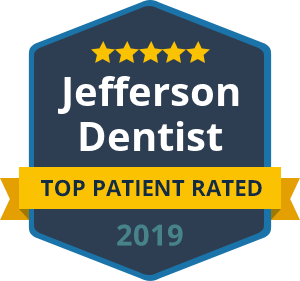 Jefferson Dentist Top Patient Rated 2019